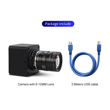 Load image into Gallery viewer, MOKOSE 4K@30fps USB Camera Webcam UVC Free Drive Compatible Windows Mac OS X Linux