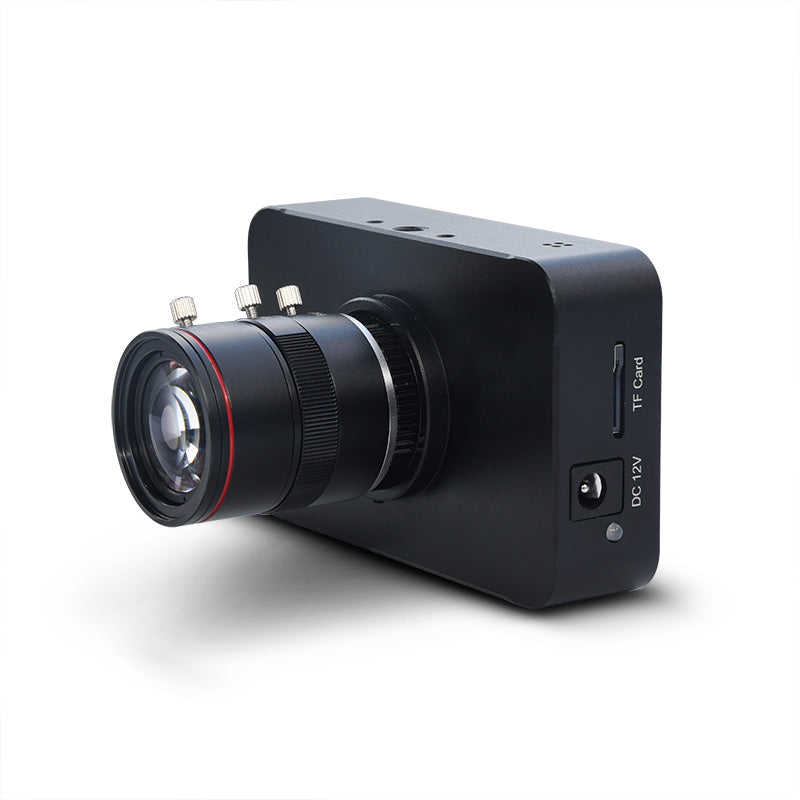 MOKOSE 12MP HDMI Camera 1080P USB HD Streaming Webcam Recording 4K@30FPS Industry C/CS-Mount Camera