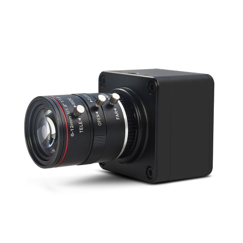 MOKOSE 4K@30fps USB Camera Webcam UVC Free Drive Compatible Windows Mac OS X Linux