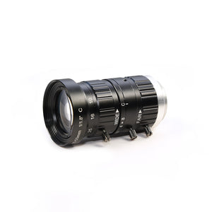 "Mokose 10-50mm Telephoto Zoom Camera Manual Lens 1/1.8""  F2.8 C Mount"