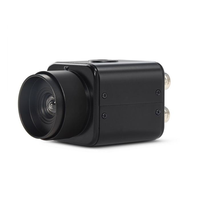 MOKOSE Mini SDI Camera with HD No Distortion Lens HD-SDI 2 MP 1080P HD Digital CCTV Security Camera