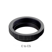 "Load image into Gallery viewer, Mokose 10-50mm Telephoto Zoom Camera Manual Lens 1/1.8""  F2.8 C Mount"