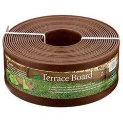 Terrace Board Landscape Lawn Edging with Stakes