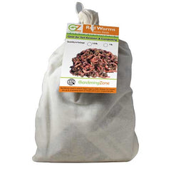 Red Worms for Composting & Soil Care
