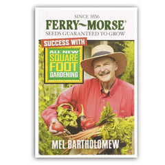 Gardening Books - Success with All New Square Foot Gardening