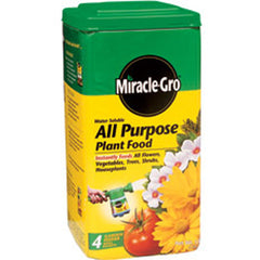 Miracle-Gro® Water Soluble All Purpose Plant Food (1.5 lb)