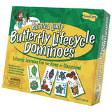 Butterfly Lifecycle Dominoes