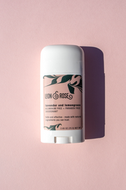 Lavender & Lemongrass Natural Deodorant