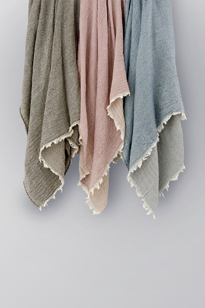 Madison Collection Merino Italian Throw