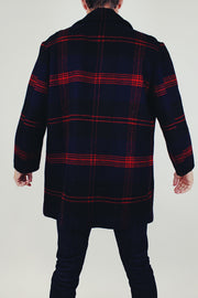 Long Pendleton Wool Pendleton Coat