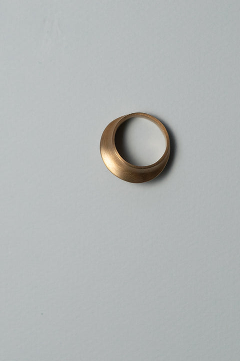 IBIS ELEMENT COGIA ring bronze