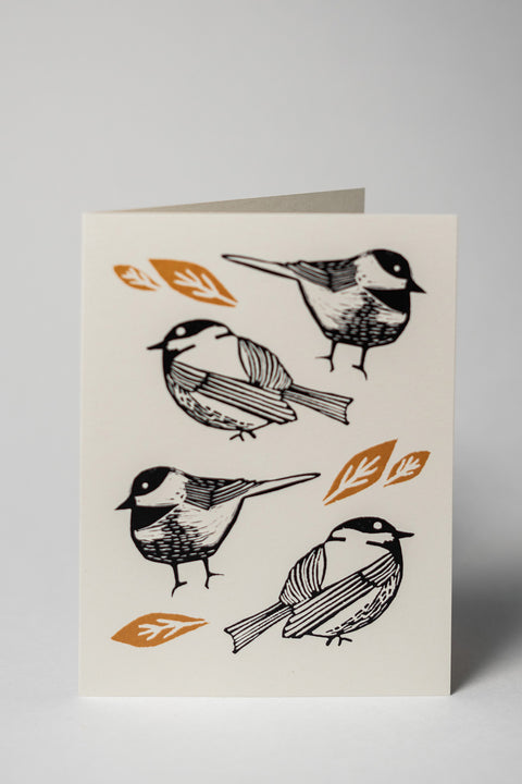 Loaded Hips Press Animal Holiday Card Set Birds