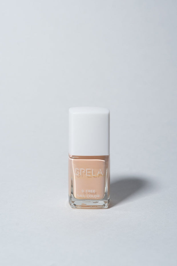 spela peaches and dreams nail polish front
