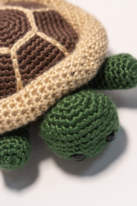 Stuffed Turtle