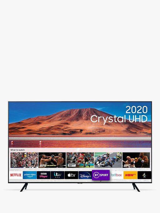 "Samsung UE65TU8000 65"" Crystal UHD 4K Smart TV"