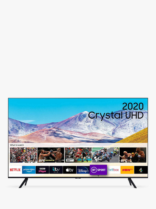 "Samsung UE82TU8000 82"" Crystal UHD 4K Smart TV"