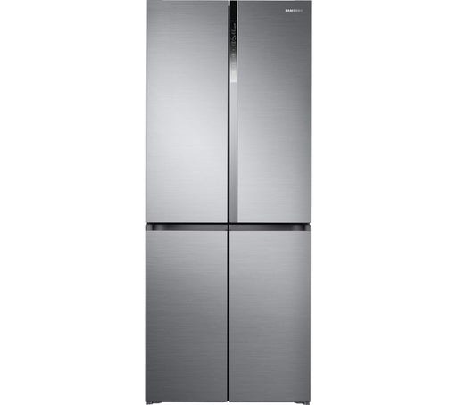 SAMSUNG RF50K5960S8 Fridge Freezer – Silver