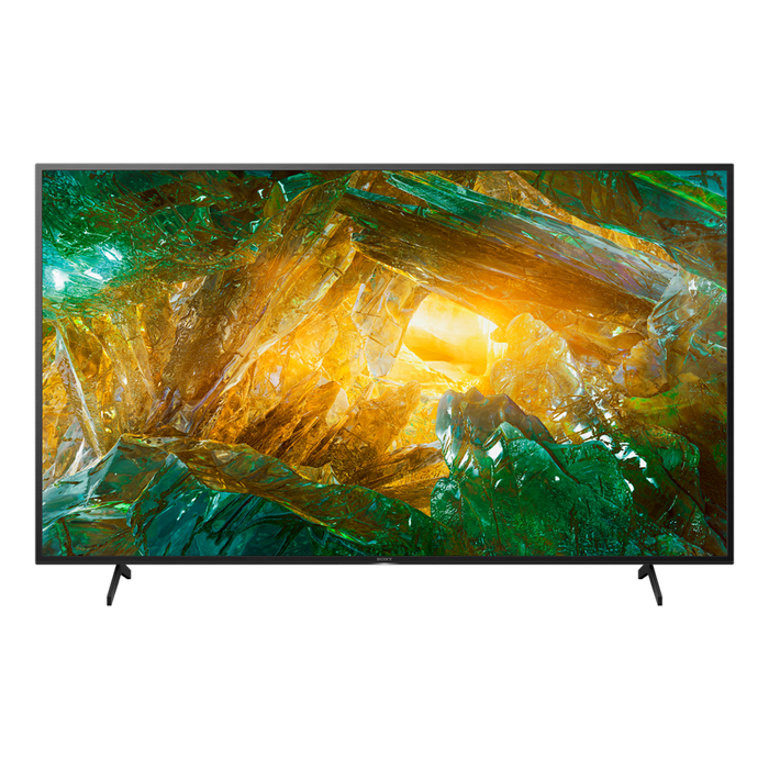 KD55XH8196BU, Sony 4K HDR TV with 4K HDR processor X1™, 4K X-Reality™ PRO and clear multi-dimensional sound