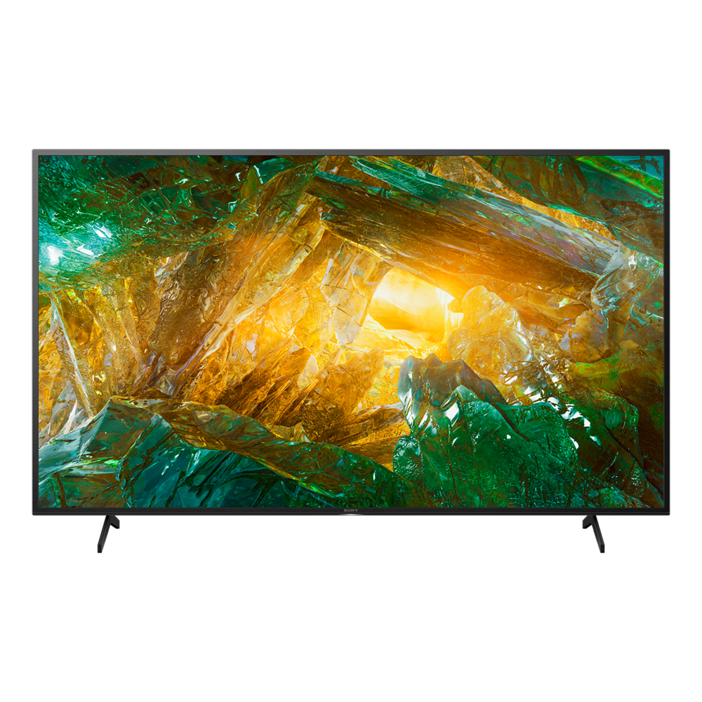 KD55X7052PBU, Sony 4K HDR TV with 4K X-Reality™ PRO and one-click YouTube™
