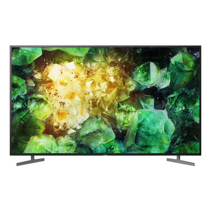 KD65XH8196BU, Sony 4K HDR TV with 4K HDR processor X1™, 4K X-Reality™ PRO and clear multi-dimensional sound