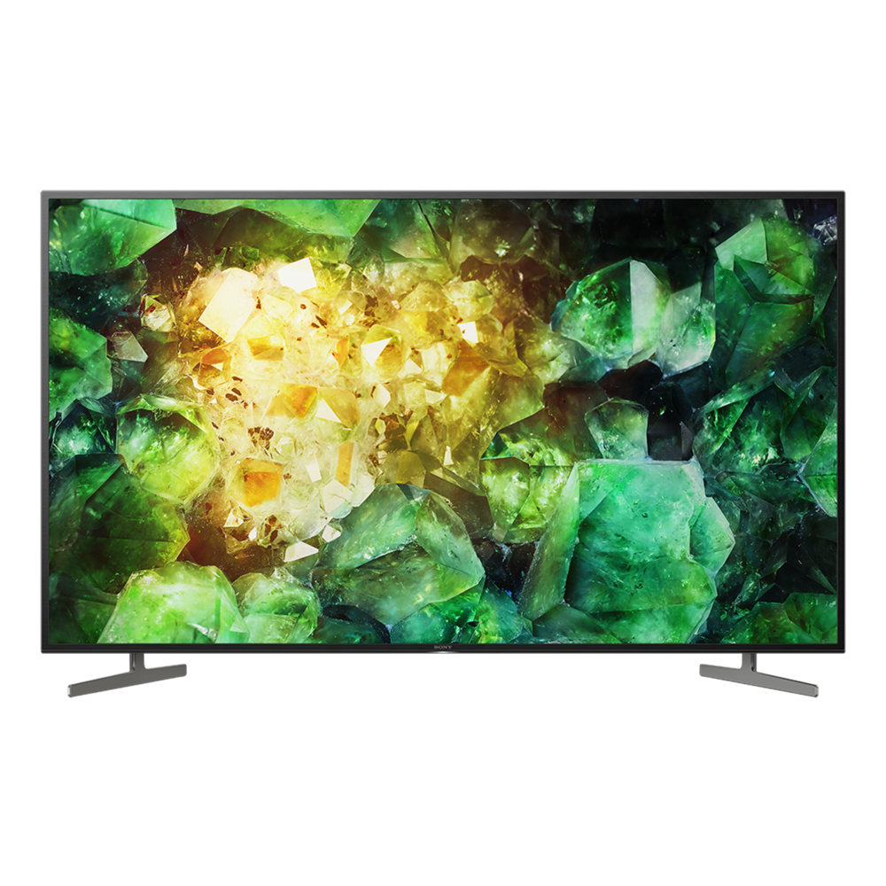 KD85XH8096BU, Sony 4K HDR TV with 4K HDR processor X1™, 4K X-Reality™ PRO and clear multi-dimensional sound