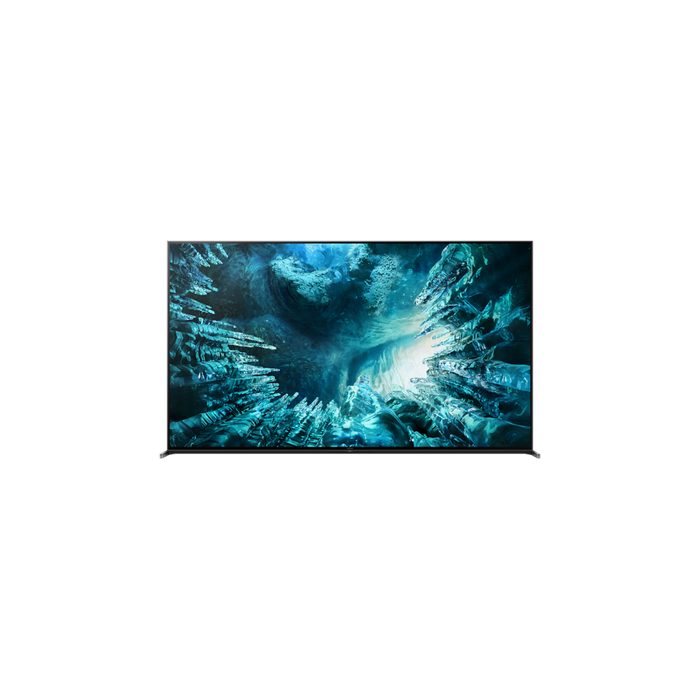 KD85ZH8BU, Sony 8K 85 HDR TV with Picture Processor X1™ Ultimate, Full Array LED and Acoustic Multi-Audio™