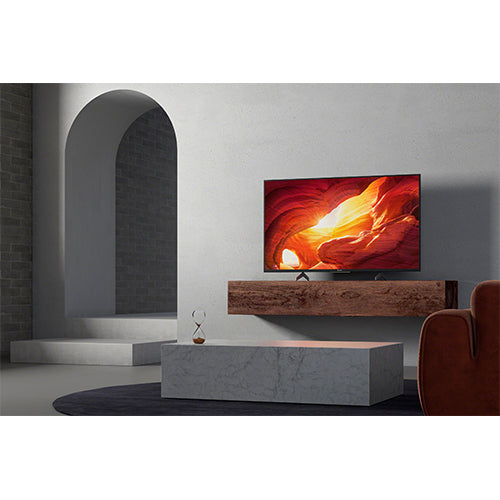 KD43XH8505BU, Sony 4K HDR TV with 4K HDR processor X1™, 4K X-Reality™ PRO, Dolby Vision and Dolby Atmos
