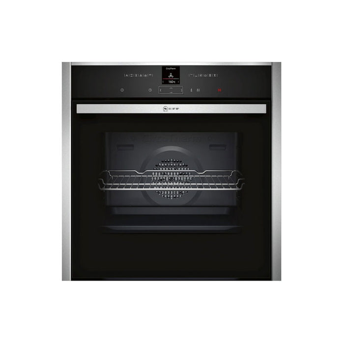 Neff B17CR32N1B Single Oven Stainless Steel