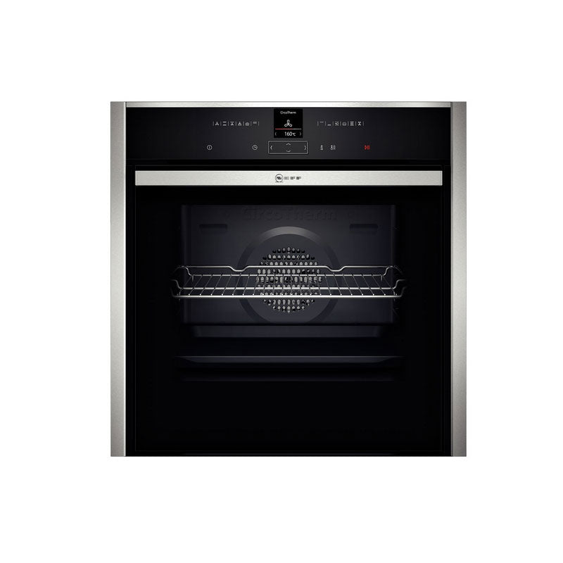 Neff B57CR22N0B Oven Stainless Steel