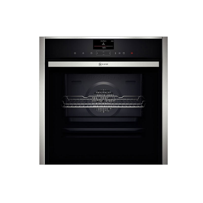 Neff B57VS24N0B Oven with VarioSteam Stainless Steel