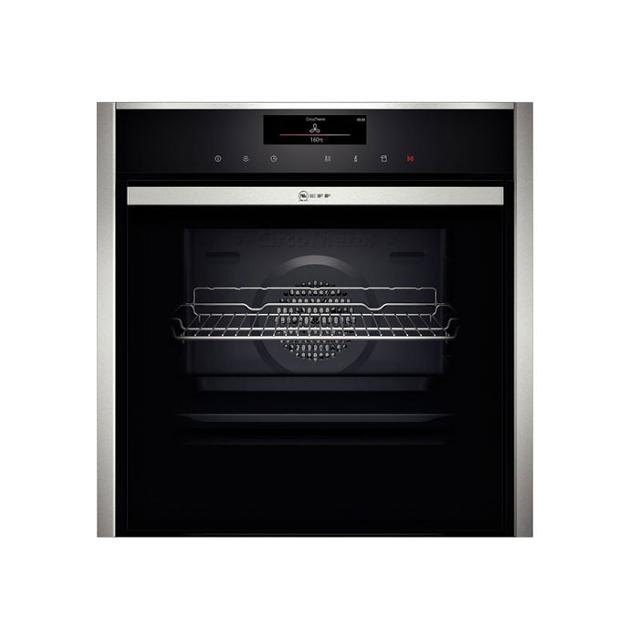 Neff B58VT68N0B Oven with VarioSteam Stainless Steel
