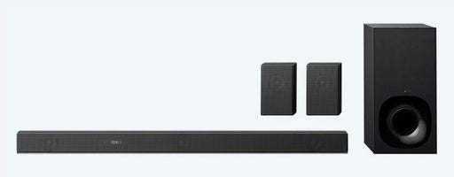Sony 3.1ch Dolby Atmos®/ DTS:X™ Sound bar with Wi-Fi/Bluetooth® technology | HTZF9