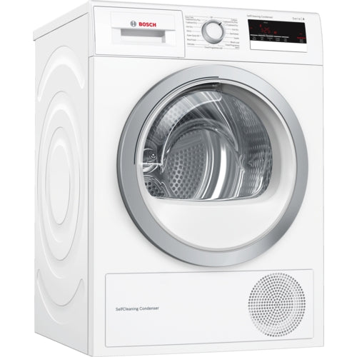 Bosch Condenser tumble dryer with heat pump Serie 4 WTM85230GB