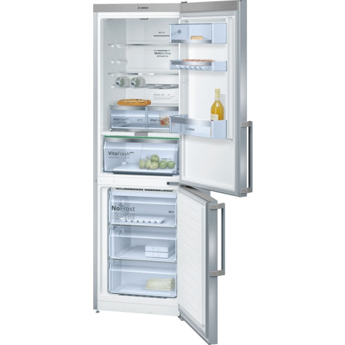 Bosch Stainless Steel EasyClean KGN36AI35G Serie 6 No Frost, Fridge freezer