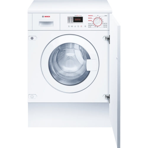 Bosch WKD28351GB  Automatic washer dryer Fully integrated