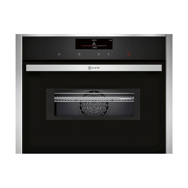 Neff C18MT36N0B Compact Oven with Microwave Stainless Steel
