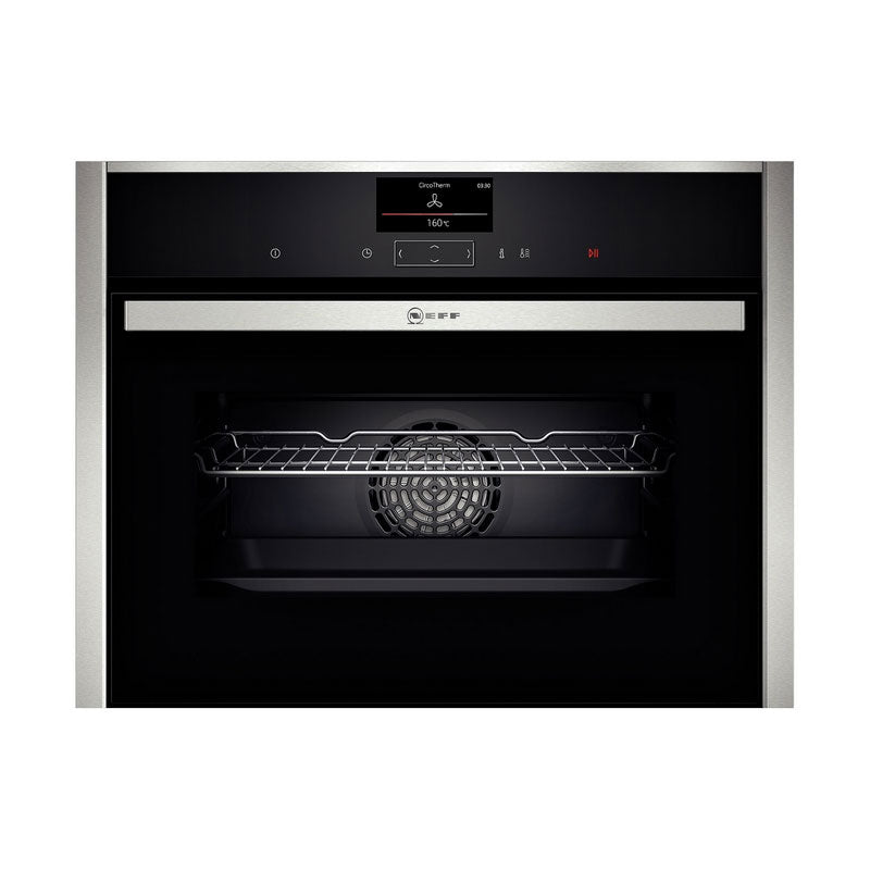 Neff C27CS22N0B Compact oven Stainless Steel