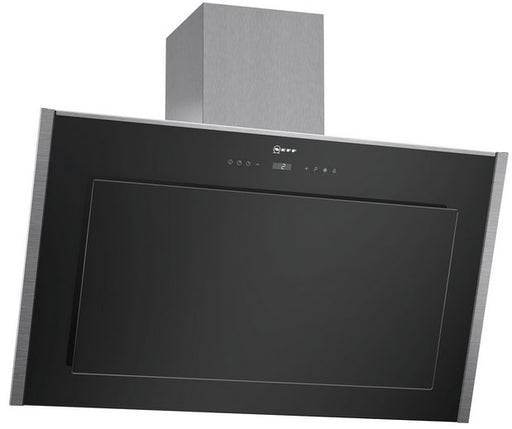 Neff D39DT57N0B 90cm Wide Chimney Hood with Glass