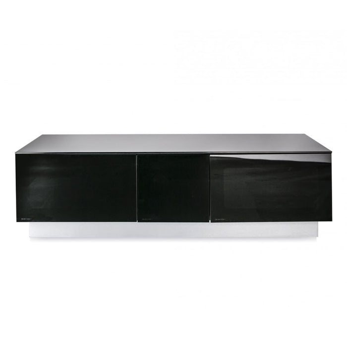 Alphason EMTMOD1250 High Gloss Cabinet with IR Friendly Doors