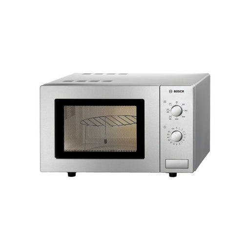 Bosch HMT72G450B Microwave Oven - Brushed Steel