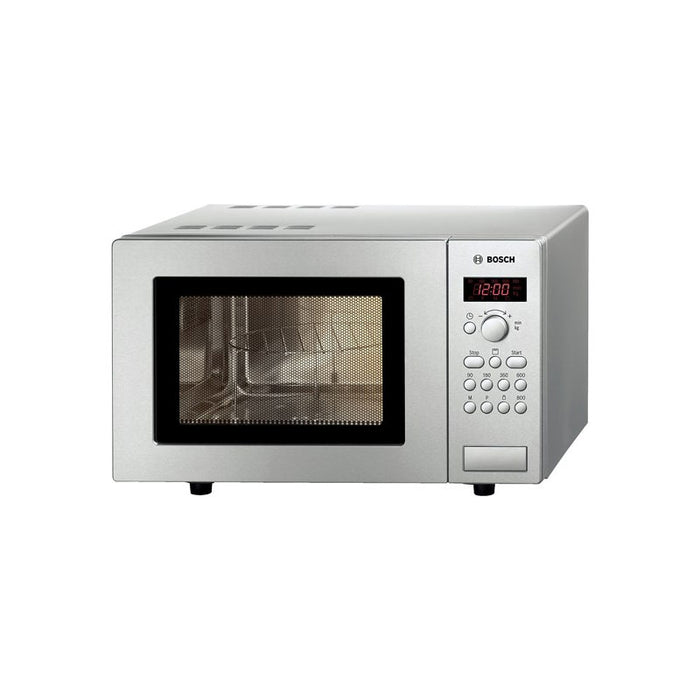 Bosch HMT75G451B Microwave Oven - Brushed Steel