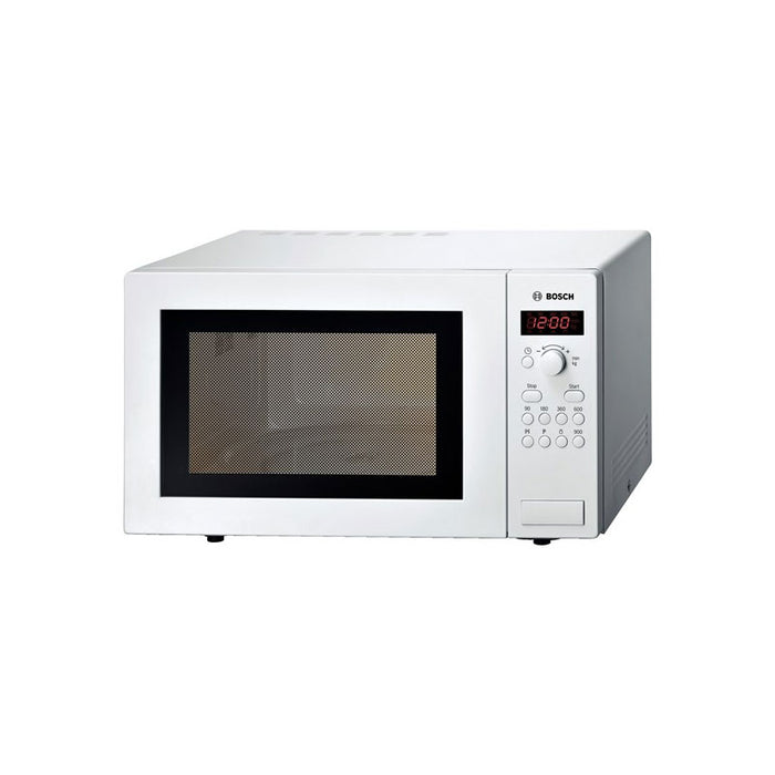 Bosch HMT84M421B Microwave Oven - White