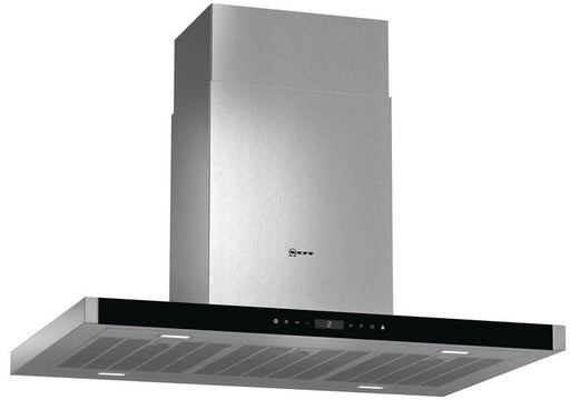 Neff I79MT64N1B 90cm Wide Island Chimney Hood