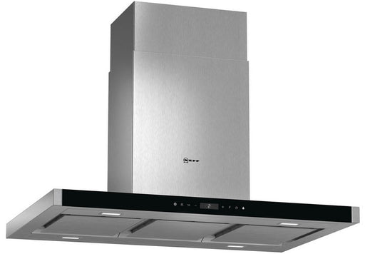 Neff I79MT86N1B 90cm Wide Island Chimney Hood