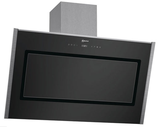 Neff D39DT68N0B 90cm Wide Chimney Hood with Glass