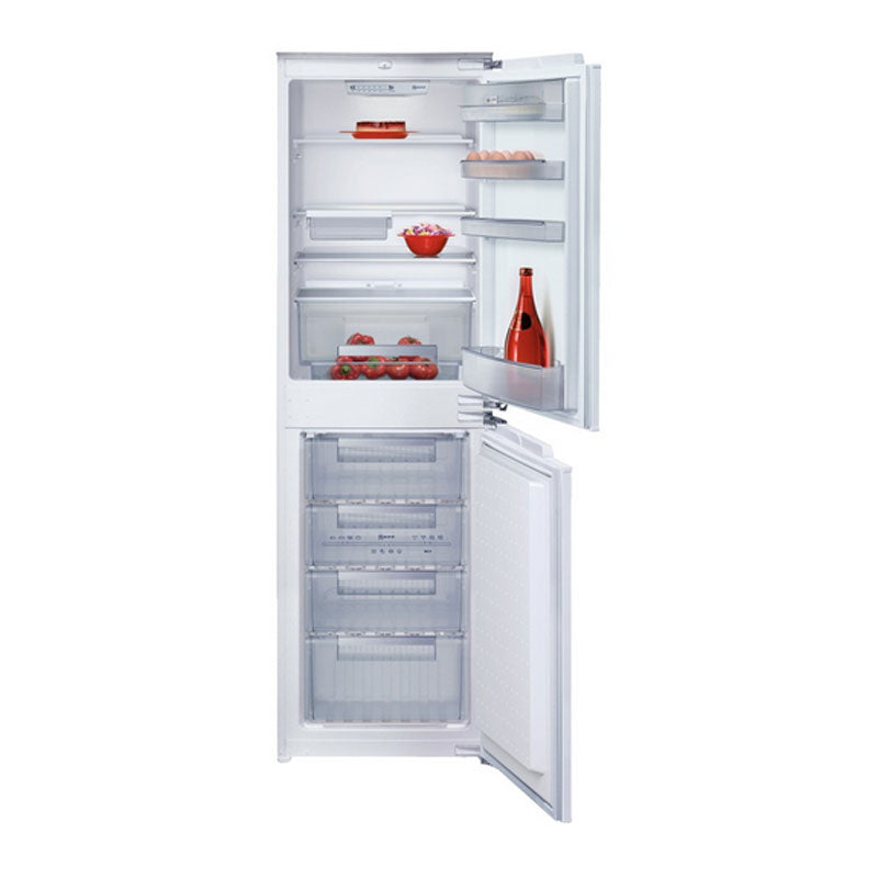 Neff K4254X7GB Built in Bottom Freezer