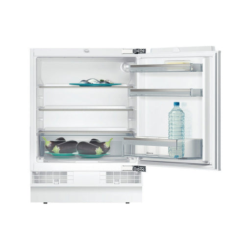 Neff K4316X7GB Built Under Single Door Fridge