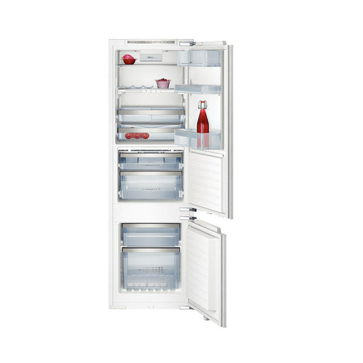 Neff K8345X0 Built in Bottom Freezer