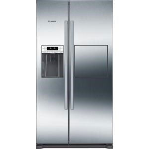 Bosch KAG90AI20G Side-by-Side American Fridge Freezer in Stainless Steel