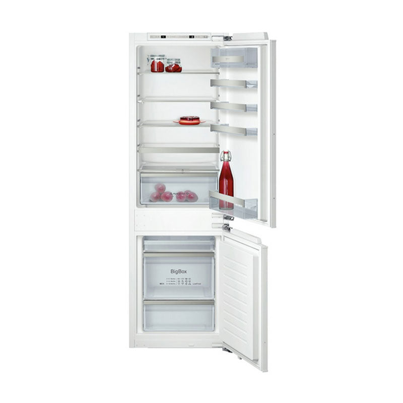 Neff KI6863F30G Built in Bottom Freezer